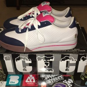 f8ece12c6 Billionaire Boys Club Shoes - Reebok Ice Cream-Board Flip-Grey Navy